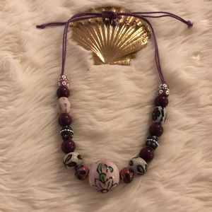 Woman's Bead Necklace